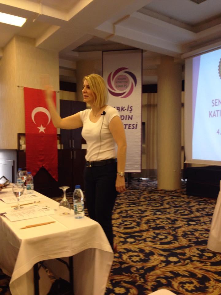 Hak- İŞ Kadınlar Komitesi İZMİR Eğitimi 2014
