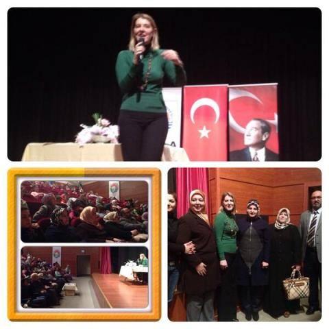 """TUZLA """"Aile içi iletişim"""" Konferanslarından 2014"""